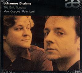 Johannes Brahms: The Cello Sonatas (Aeon)