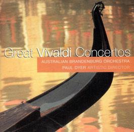 Antonio Vivaldi: Great Vivaldi Concertos (ABC)