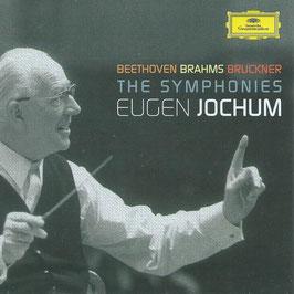 Ludwig van Beethoven, Johannes Brahms, Anton Bruckner: The Symphonies (16CD, Deutsche Grammophon)