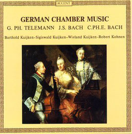 German Chamber Music (Accent)