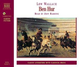 Ben Hur (2CD, Classic Fiction, Naxos)