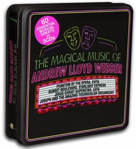 Andrew Lloyd Webber: The Magical Music of Andrew Lloyd Webber (3CD in stalen box)