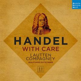 Georg Friedrich Händel: Handel with care (Deutsche Harmonia Mundi)