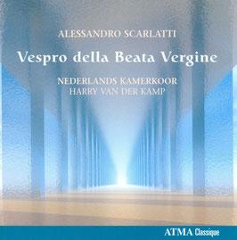 Alessandro Scarlatti: Vespro della Beata Vergine (Atma)
