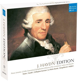 Franz Joseph Haydn: Haydn Edition (10CD, Deutsche Harmonia Mundi)