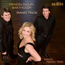 Felix Mendelssohn-Bartholdy: Piano Trios (SACD, Audite)