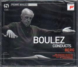 Alban Berg: Boulez conducts Berg (5CD, Sony)