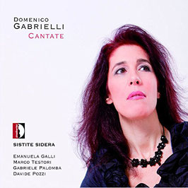 Domenico Gabrielli: Cantate (Stradivarius)