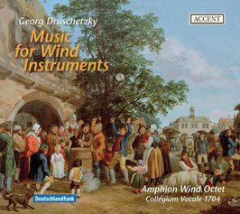 Georg Druschetzky: Music for Wind Instruments (Accent)
