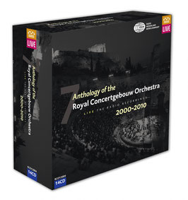 Anthology of the Royal Concertgebouw Orchestra 2000-2010 (14CD, RCO)