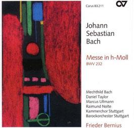 Johann Sebastian Bach: Messe in h-Moll BWV 232 (2CD, Carus)