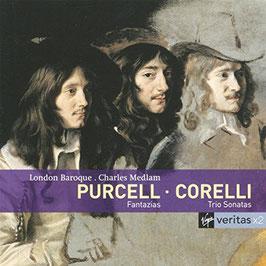 Henry Purcell: Fantazias, Arcangelo Corelli: Trio Sonatas (2CD, Virgin Veritas)