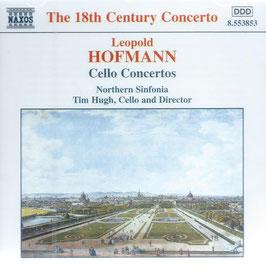 Leopold Hofman: Cello Concertos (Naxos)