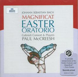 Johann Sebastian Bach: Easter Oratorio, Magnificat (Archiv)