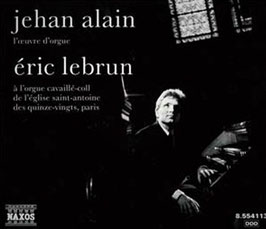 Jehan Alain: L'oeuvre d'orgue (2CD, Naxos)