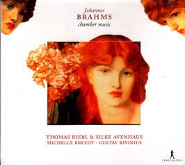 Johannes Brahms: Chamber Music (Pan Classics)