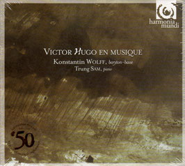 Victor Hugo en musique (Harmonia Mundi)