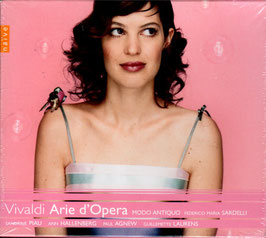 Antonio Vivaldi: Arie d'Opera (Naïve)