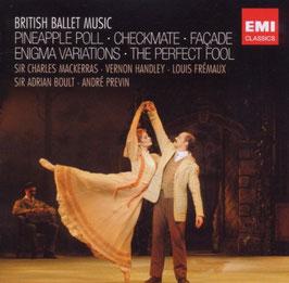British Ballet Music (2CD, EMI)