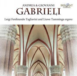 Andrea Gabrieli, Giovanni Gabrieli: Andrea & Giovanni Gabrieli (Brilliant)