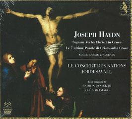 Franz Joseph Haydn: Septem Verba Christi in Cruce (SACD, Alia Vox)
