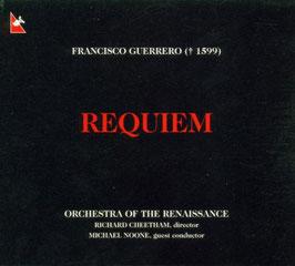 Francisco Guerrero: Requiem (Glossa)