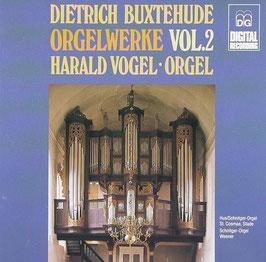 Dieterich Buxtehude: Complete Organ Works vol. 2 (MDG)