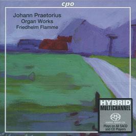 Johann Praetorius: Organ Works (SACD, CPO)