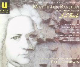 Johann Sebastian Bach: Matthäus-Passion (2CD, Cala)