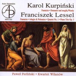 Karol Kurpinski, Franciszek Lessel: Chamber Works (Acte Prealable)
