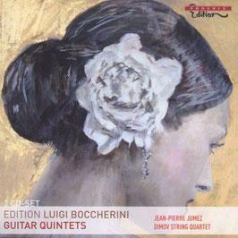 Luigi Boccherini: Edition Luigi Boccherini, Guitar Quintets (2CD, Phoenix)