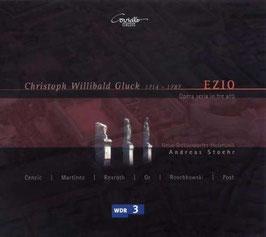 Christoph Willibald Gluck: Ezio (3CD, Coviello)