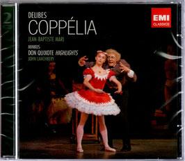 Léo Delibes: Coppélia, Ludwig Minkus: Don Quixote highlights (2CD, EMI)
