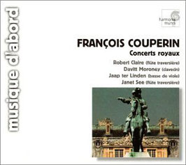 François Couperin: Concerts royaux (Harmonia Mundi)
