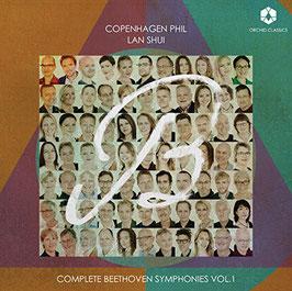 Ludwig van Beethoven: Complete Beethoven Symphonies Vol. 1 (2CD, Orchid)