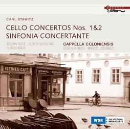 Carl Stamitz: Cello Concertos 1 & 2, Sinfonia Concertante (Phoenix)
