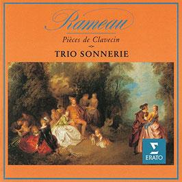 Jean-Philippe Rameau: Pièces de clavecin (Erato)