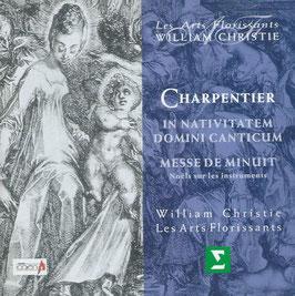 Marc-Antoine Charpentier: In Nativitatem Domini Canticum, Messe de Minuit (Erato)