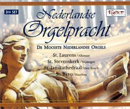 Nederlandse Orgelpracht (3CD, Figaro)
