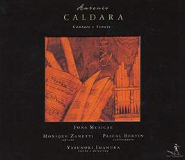 Antonio Caldara: Cantate e Sonate (Pan Classics)