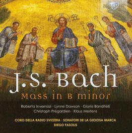 Johann Sebastian Bach: Mass in B Minor (2CD, Brilliant)