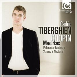 Frédéric Chopin: Mazurka, Polonaise-Fantaisie, Scherzo & Nocturne (Harmonia Mundi)