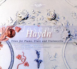 Joseph Haydn: Trios for Piano, Flute and Violoncello (Coviello Classics)