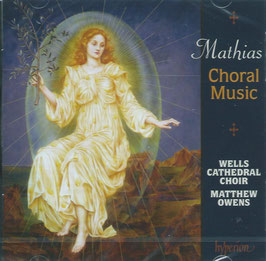 William Mathias: Choral Music (Hyperion)