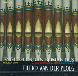 English Organ Romantics: Parry, Stanford, Thalben-Ball, Harwood (Prestare)