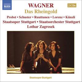 Richard Wagner: Das Rheingold (2CD, Naxos)