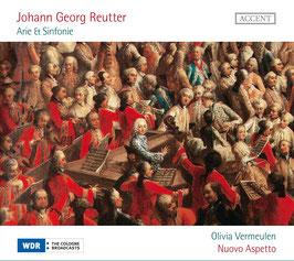 Johann Georg Reutter: Arie & Sinfonie (Accent)