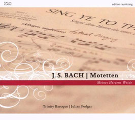 Johann Sebastian Bach: Motetten (Raumklang)