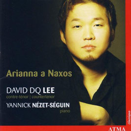 Arianna a Naxos; Beethoven, Haydn, arie antiche (Atma)