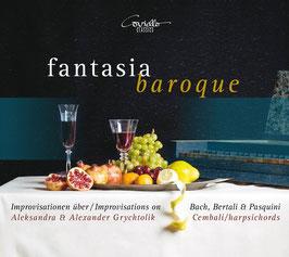 Fantasia Baroque: Bach, Bertali & Pasquini (Coviello Classics)